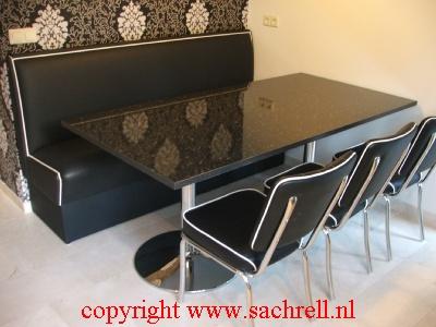Sachrell eethoeken en tafels tafels banken en hoekbanken op maat